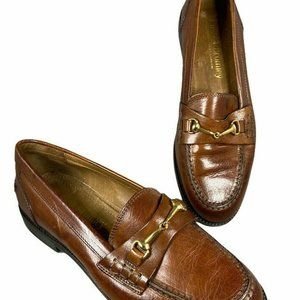 Russell & Bromley Loafer Flats Womens Shoes 8.5